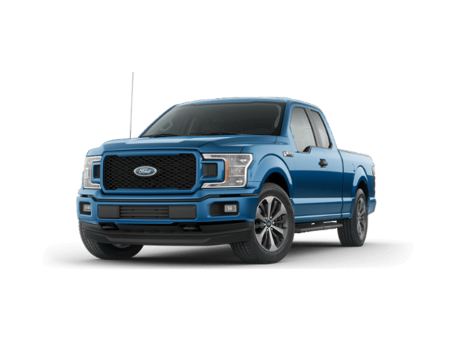 2019 Ford F-150 STX 4x4 XL  SuperCab 6.5 ft. SB